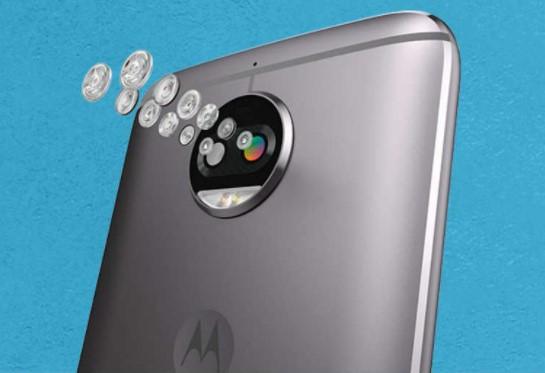 Moto G5S Plus Dual Camera