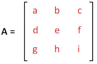Matriks 3x3