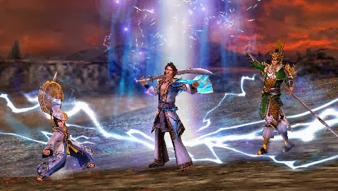 Musou Orochi 2 Special (Warriors Orochi 3) [English Patch]