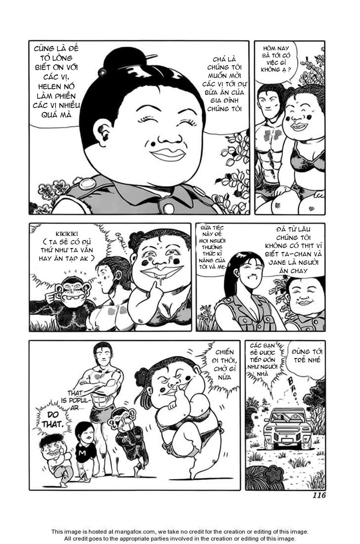 Chúa rừng Ta-chan chapter 31 trang 6
