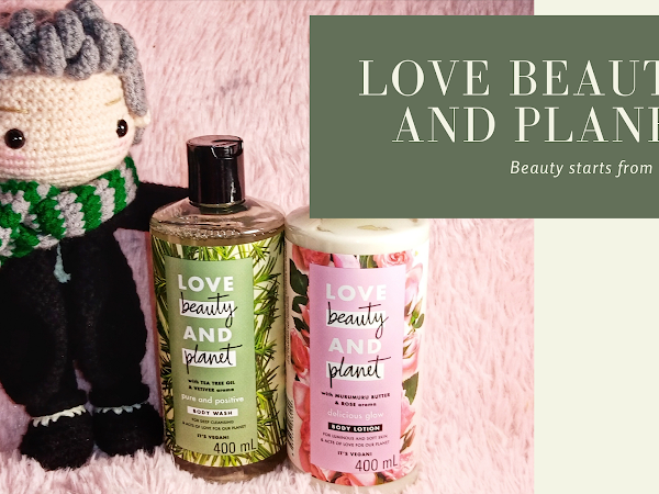 Love Beauty and Planet x Shopee