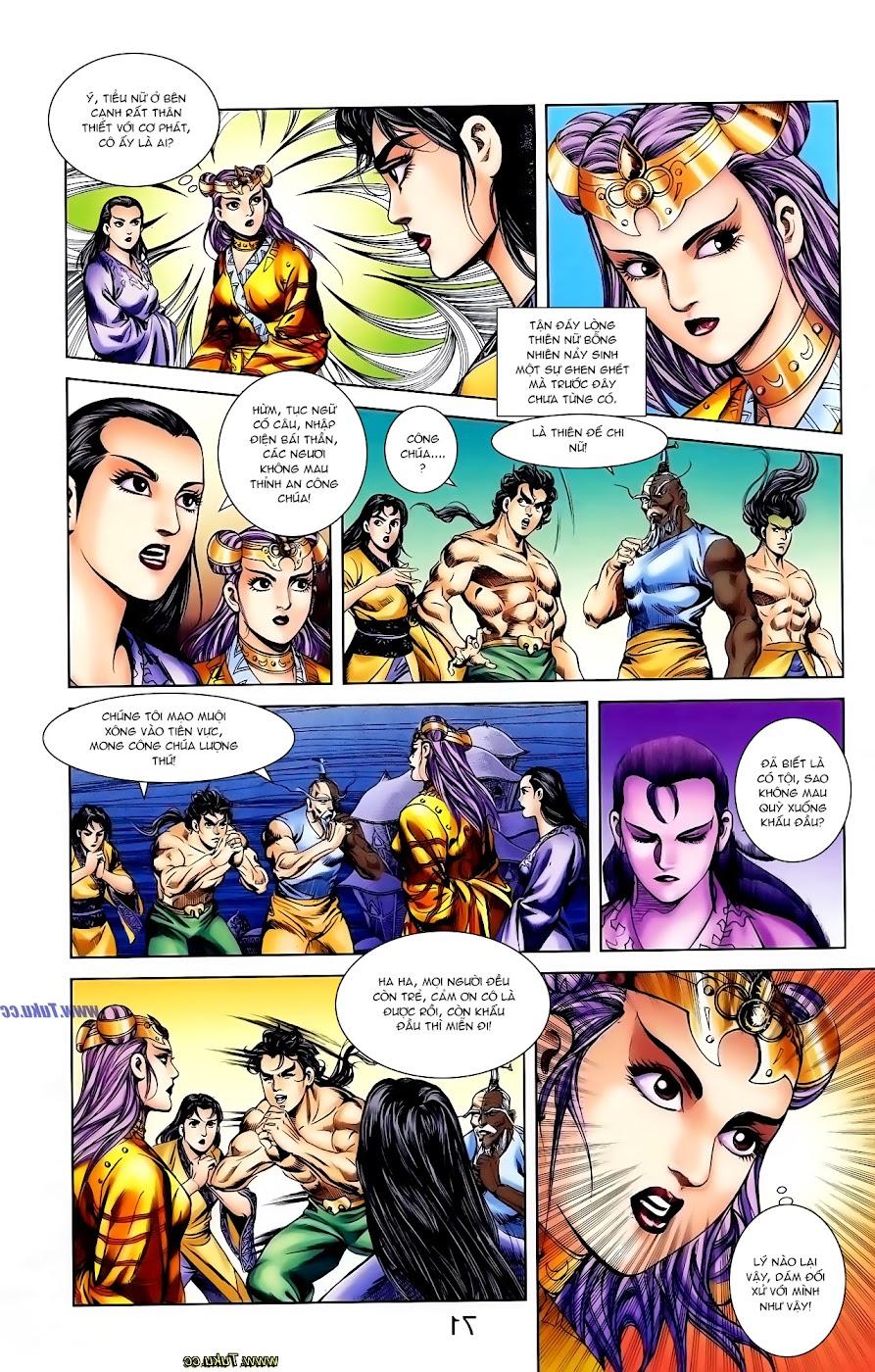 Cơ Phát Khai Chu Bản chapter 107 trang 27
