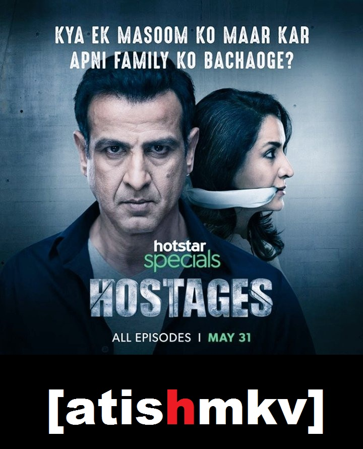 Hostages S01 2019 Hindi 576p Hotstar WEBDL H264