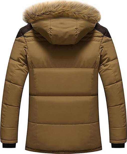Winter Clothes Men Jacket Parka Slim Thick Warm Coats new clothes fashion