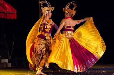 Daftar Nama Tari Bali, Daerah Asal dan Sejarahnya