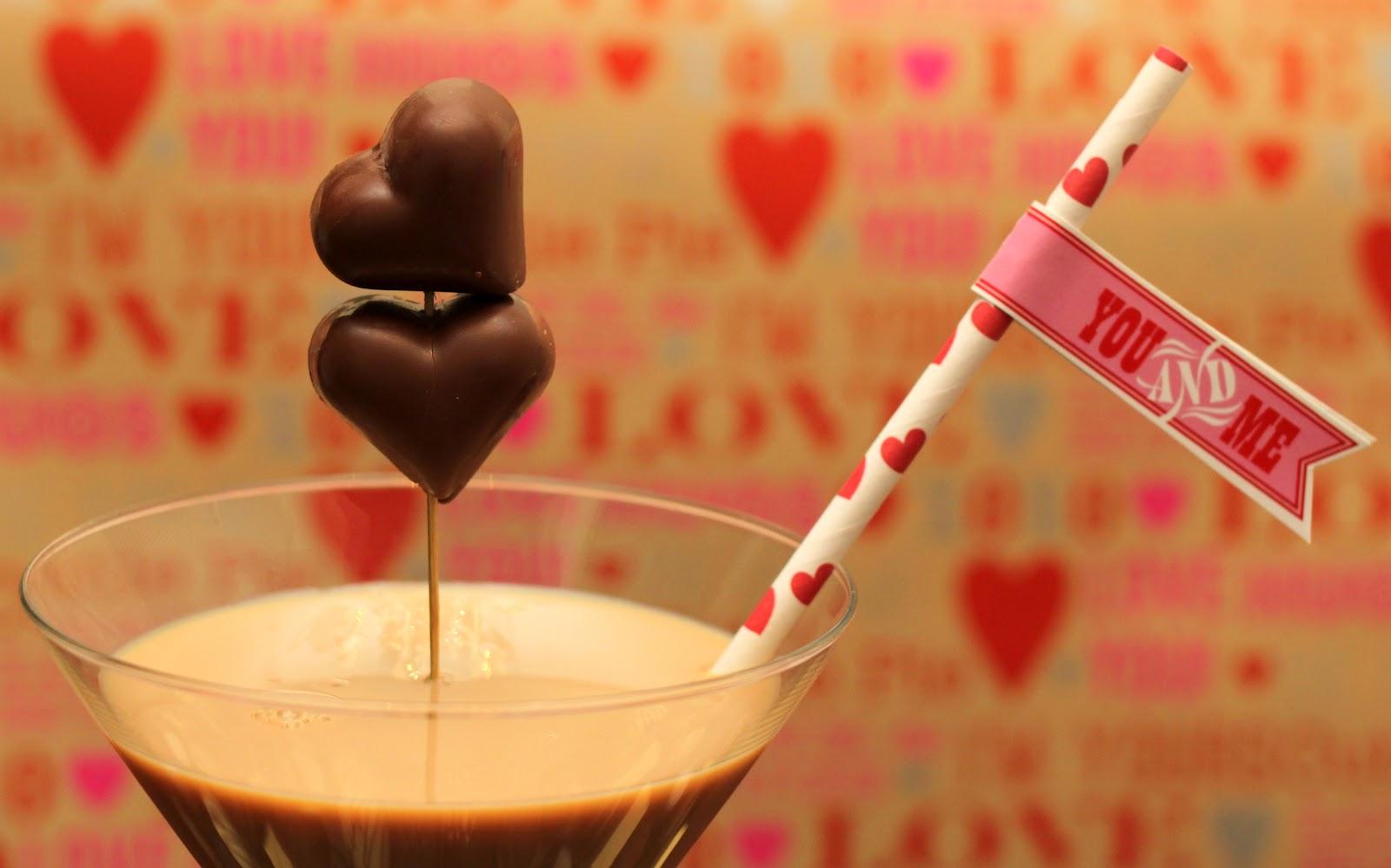Doo dah a chocolaty cocktail for valentine 39 s day for Best cocktails for valentine s day