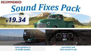 cover sound fixes pack v19.34 for ets 2 & ats
