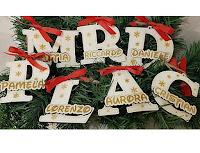 Concorso Plexiglass : Vinci gratis lettere in legno personalizzate con nomi