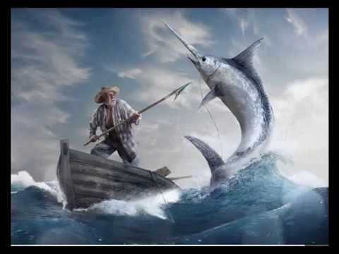 رواية العجوز والبحر