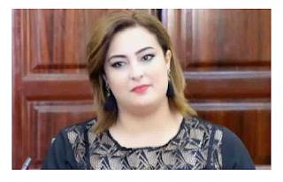 مريم اللغماني تنشر قائمة التحوير الوزاري