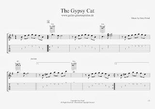 Gypsy-Gitarren-Melodie mit Sweep-Picking: E-Moll & Co. unter der Arpeggio-Lupe. S1v2