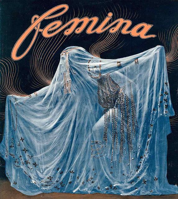 1909 pictorialism Femina