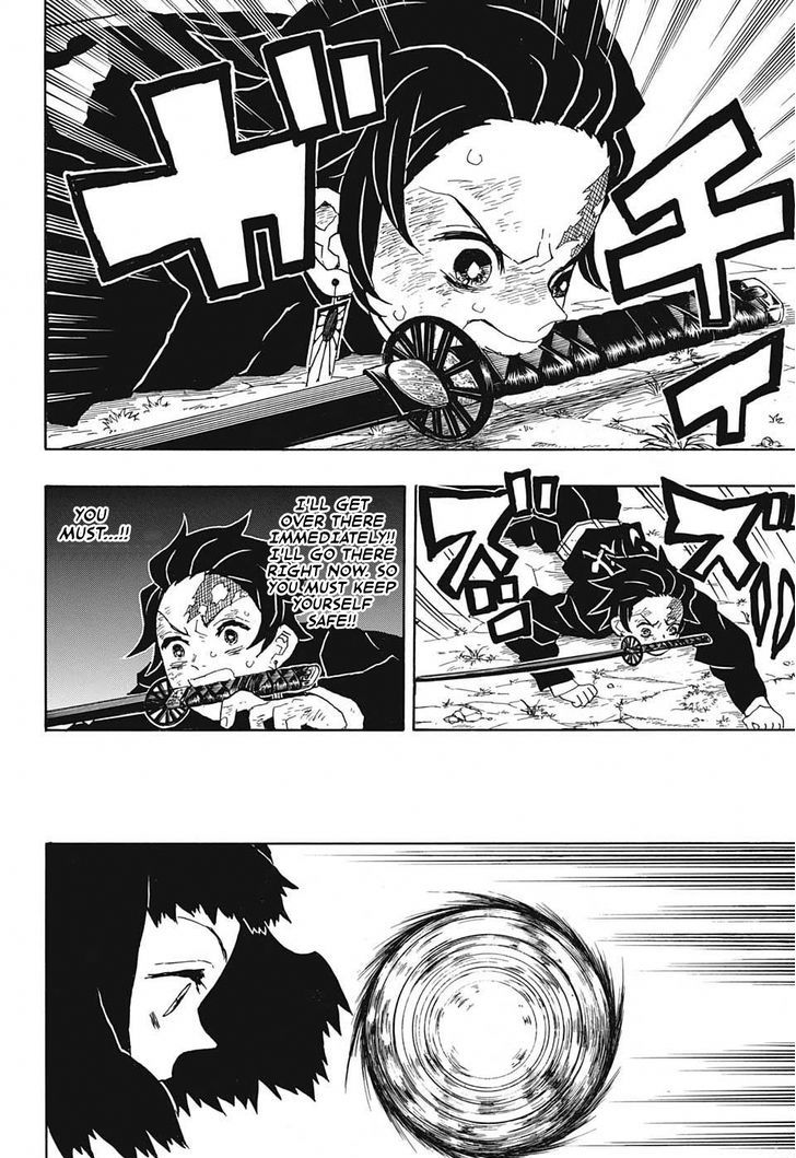 DEMON SLAYER: KIMETSU NO YAIBA CHAPTER 18 105