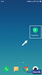 Xiaomi MIUI 10 Ikona Aplikacji Panel Sterowania
