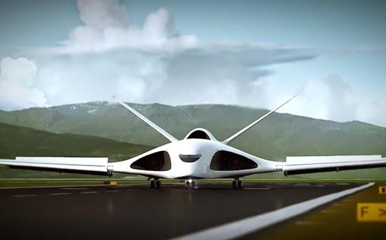 Ez lehet az oroszok új szuperszonikus repülőgépe