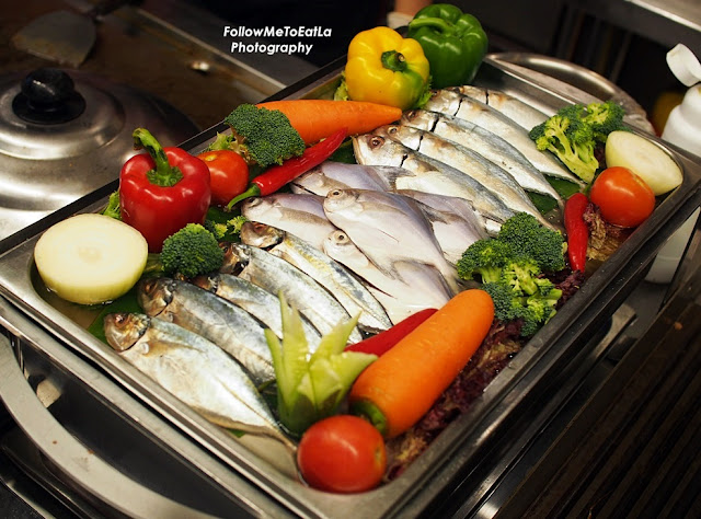 Take Your Fresh Pick Of Favourite Fish For Grilling!