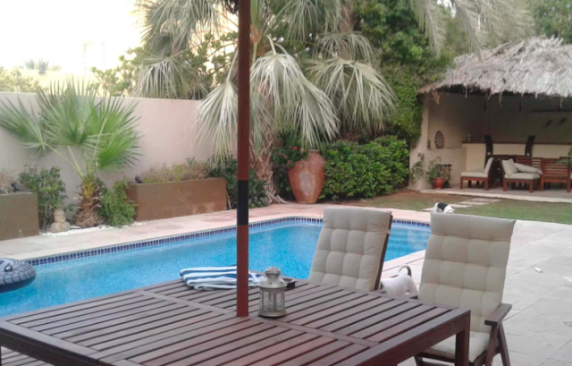 vegan house sitting dubai