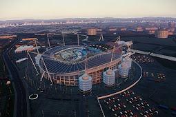 Exterior View Etihad Stadium - PES 2021