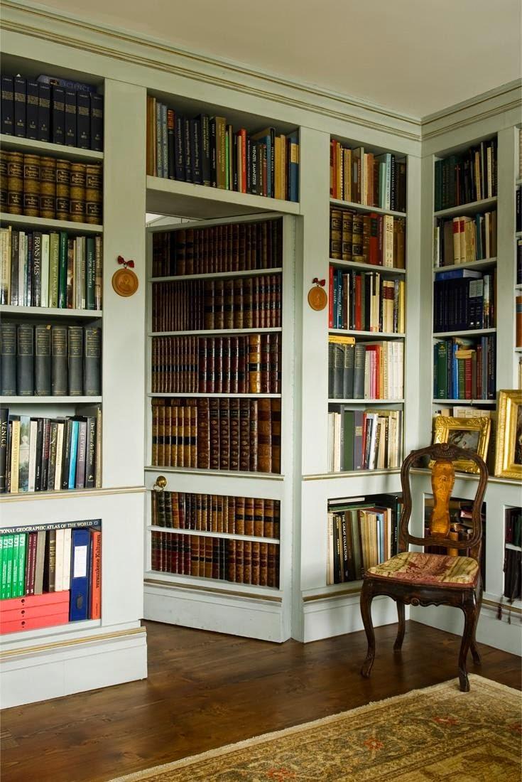 1000+ images about Hidden Doors & Spaces on Pinterest