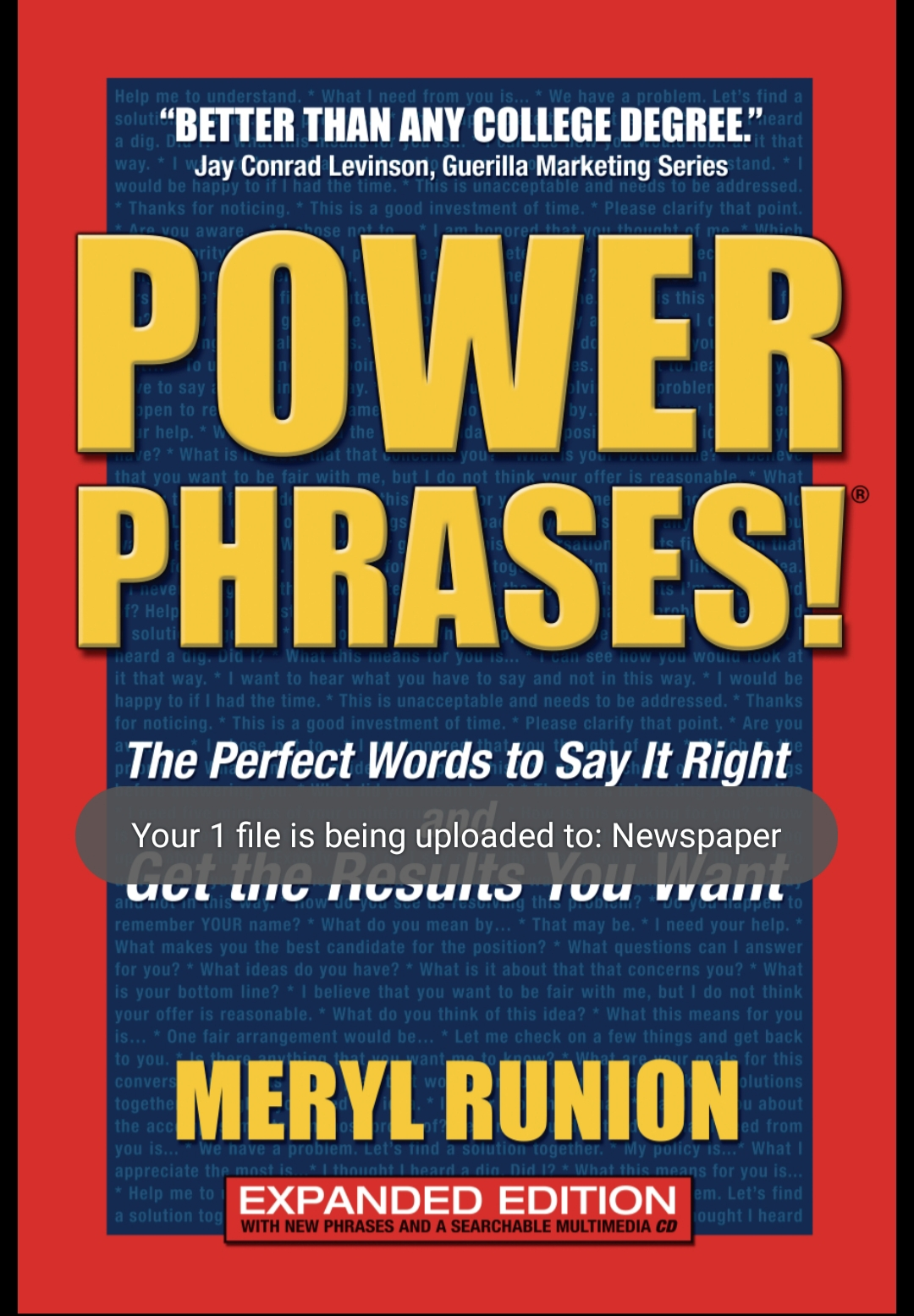 Power Phrases PDF | Top Level Books