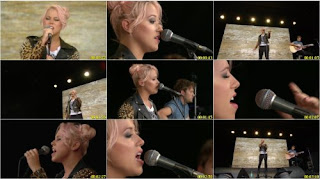 Amelia Lily - Be A Fighter - Live Performance 2013 Free Music video Download