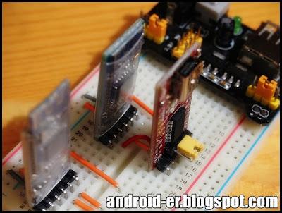 Modified Bluetoothlegatt Sample Connect At-09 (Bluetooth Le Module)