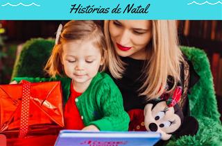 Histórias de Natal para Educação Infantil crianças