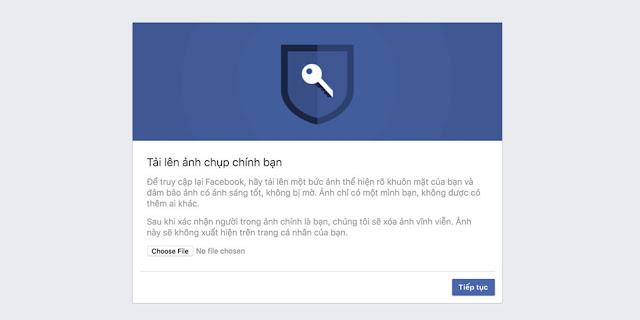 Cách Mở Khóa Facebook Checkpoint 72h