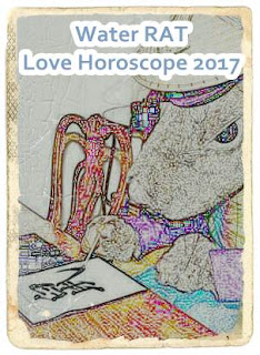 Water RAT & Fire Rooster Love Horoscope 2017