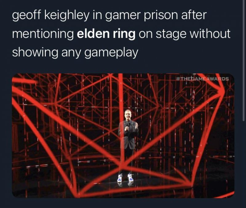 Jeff Keely hints Elden Ring will be shown during Summer Games Fest