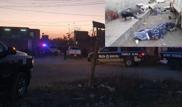 Nueva Masacre: Sicarios llegan en camioneta y ejecutan a 11 personas en Tonalá; Jalisco