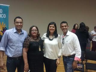 Josenildo da farmácia participa de solenidade do Governo do Estado em João Pessoa