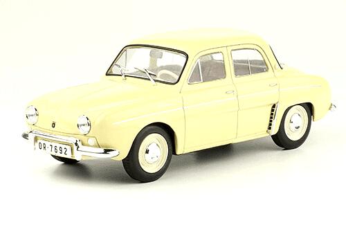 Renault Dauphine 1961 coches inolvidables salvat