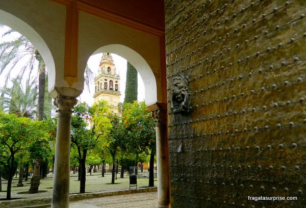 Pátio dos Naranjos, Mesquita de Córdoba