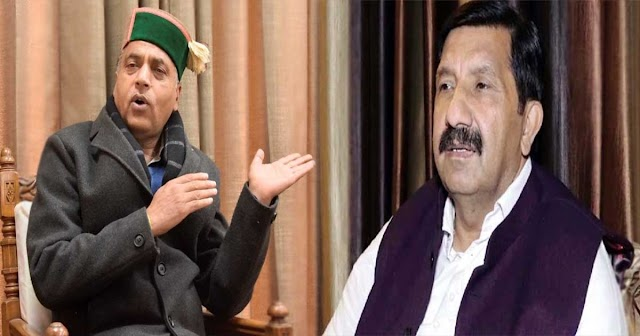 CM जयराम ठाकुर ने विपक्ष पर बोला हमला; नेता प्रतिपक्ष को दी नसीहत