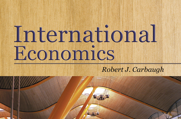 International Economics Edisi 13 Robert J. Carbaugh - Chapter 13