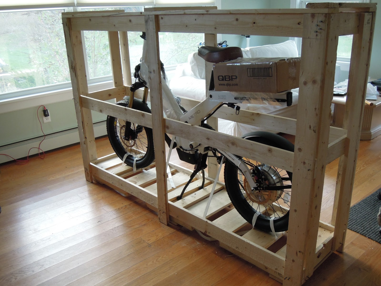 Frame and Wheel Selling Services: Frame and Wheel ships