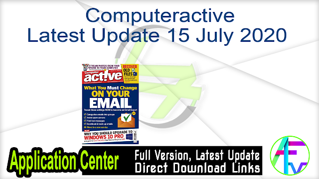 Computeractive Latest Update 15 July 2020