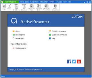 ActivePresenter Professional Edition 6.0.4 Multilingual Full Crack