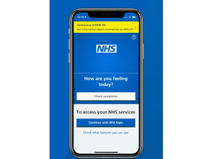 NHS Contact Tracing App