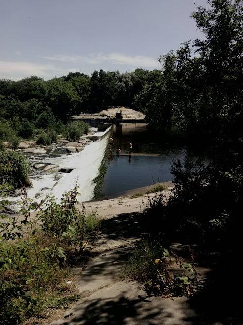 водопад Искра