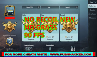 PUBG MOBILE Free Android Hack v1.4 | New Antiban Config File
