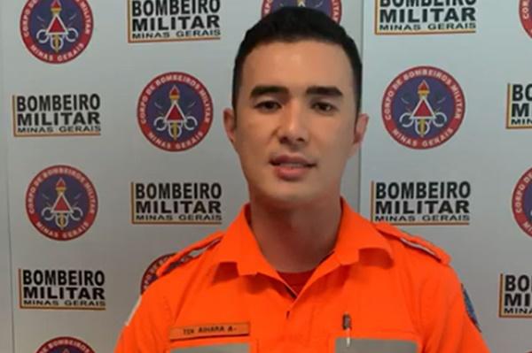 Corpo de Bombeiros de Minas Gerais desmente áudio de suposto militar sobre coronavírus