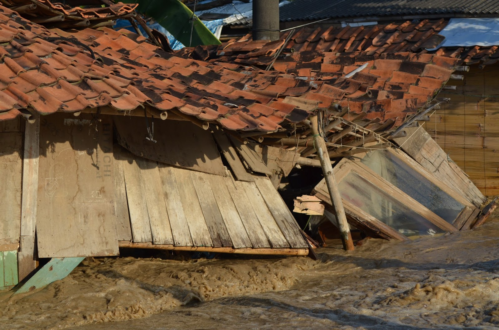Desa Sukamekar Sukawangi Langganan Banjir Wajah Bekasi