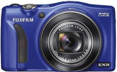 Fujifilm F770EXR FinePixカメラファームウェアのダウンロード