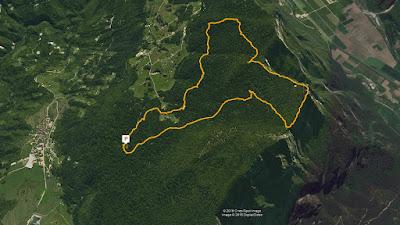 GPS Monte Mezza