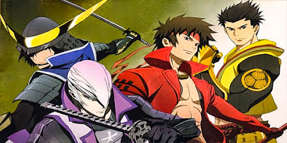 Todos os Episódios de Sengoku Basara: Judge End Online