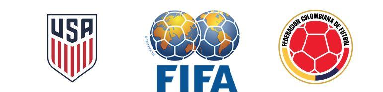 แทงบอล ทีเด็ดบอล กระชับมิตรทีมชาติ : ทีมชาติสหรัฐอเมริกา VS ทีมชาติโคลอมเบีย