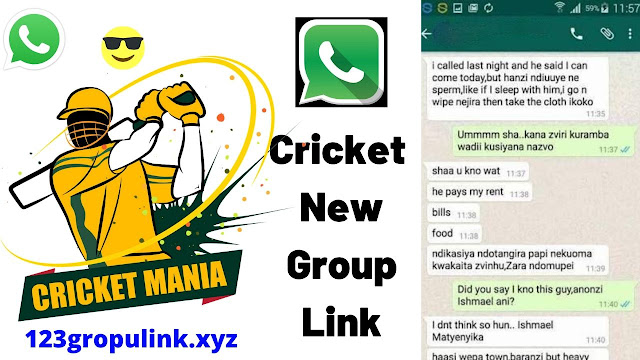 Join 2000+ Cricket Whatsapp Group Link 2020