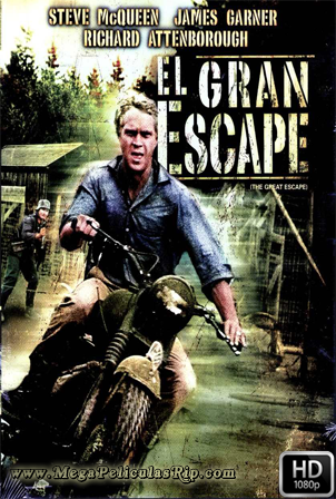 El Gran Escape [1080p] [Latino-Ingles] [MEGA]